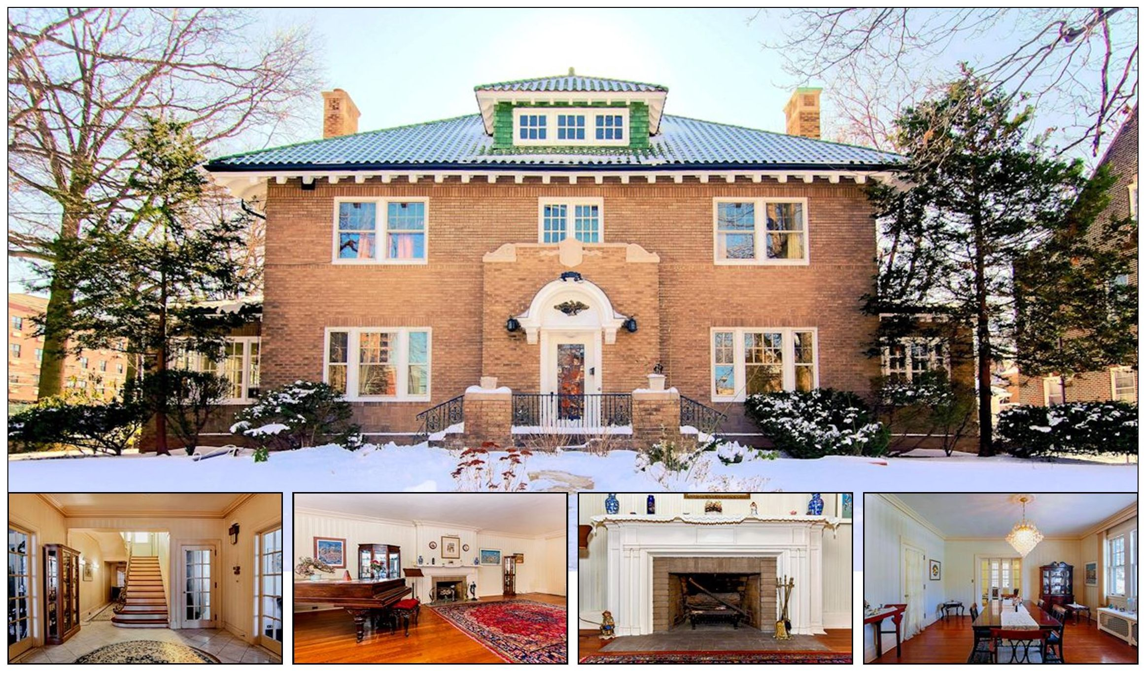 key historic home on market in the beautiful forest hill section