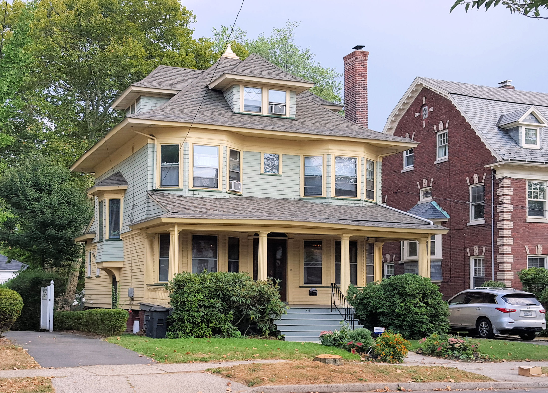 Another historic forest hill classic sells quickly for Classic homes real estate